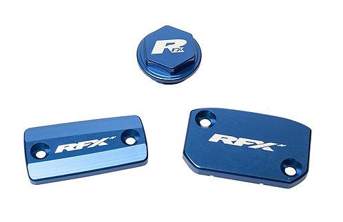 RFX Pro Res Cap Kit (Blue) Husqvarna TC/FC FE/TE 14-20 (Brembo Brake and Magura