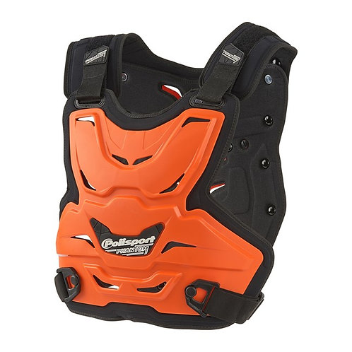 Polisport Phantom Lite Chest Protector KTM Orange