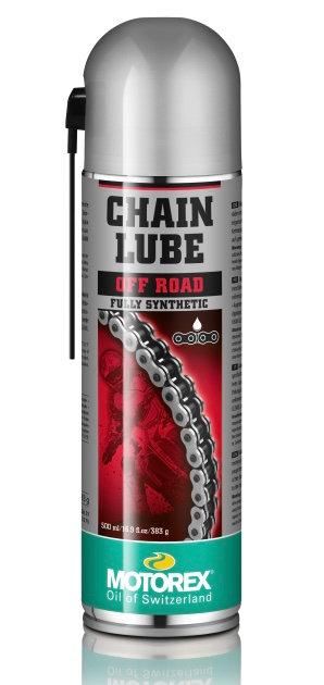 Motorex Off Road Chain Lube 500ml
