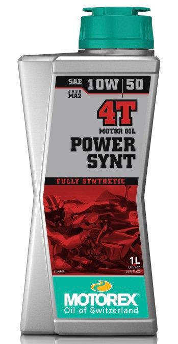 Motorex Cross Power 4T 10w/50 1L Fully Synthetic