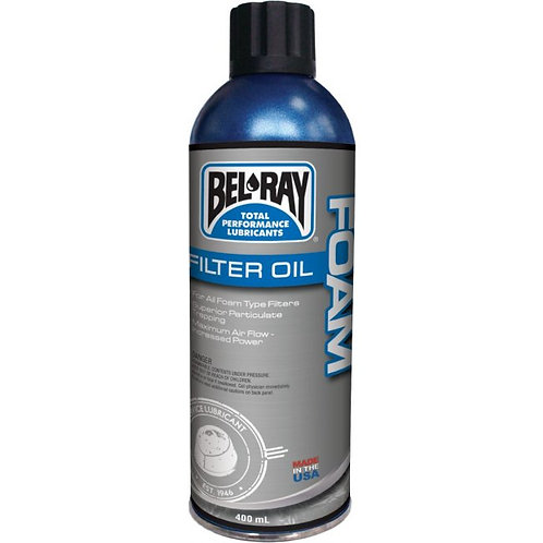 Bel Ray Foam Filter Spray 400ml