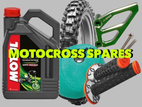 Motocross Sparesd