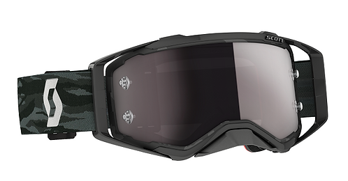 Scott 2021 Prospect Goggle Camo Grey With Silver Chrome Lens