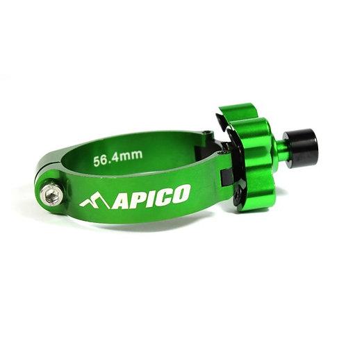 Apico Kawasaki Holeshot Device Green