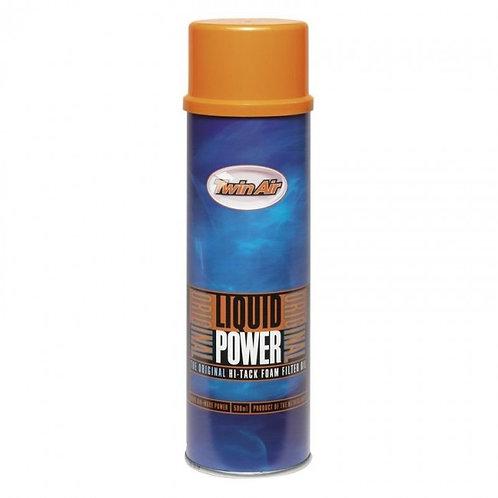 Twin Air Liquid Power Airfilter Spray 500ml