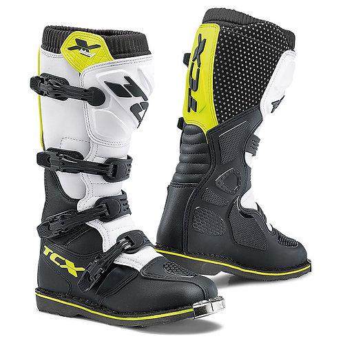 TCX X-Blast Black/White/Yellow Fluo
