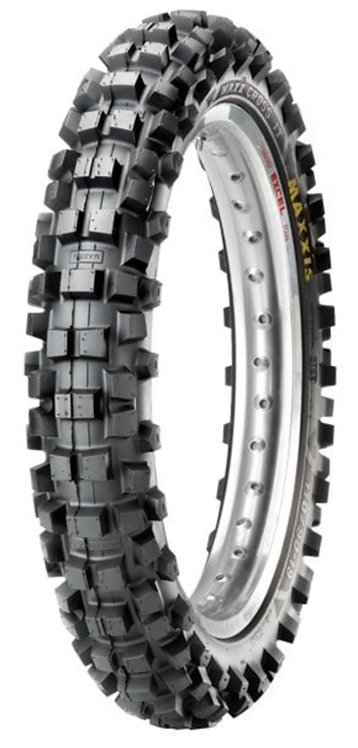 Maxxis 110/90-19 M7305 Rear Tyre E-Marked