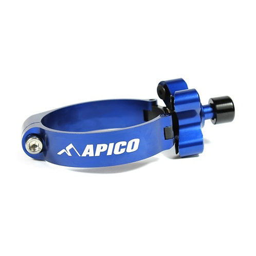 Apico Yamaha Holeshot Device Blue