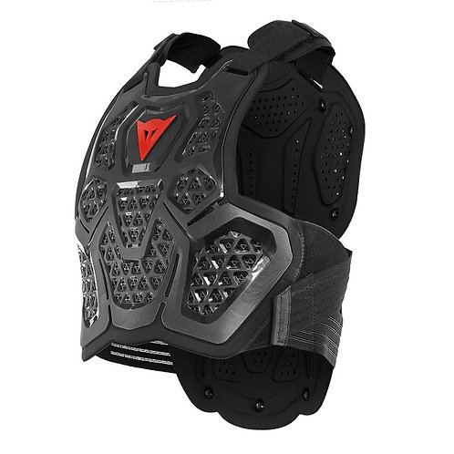 Dainese MX 3 Roost Guard Body Armour - Black