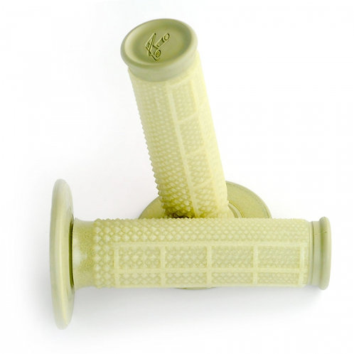 RENTHAL KEVLAR DUAL COMPOUND TAPERED 50/50 MX GRIPS