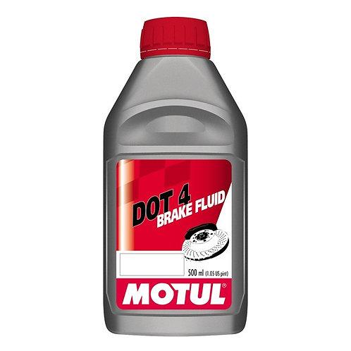 Motul Dot 3 & 4 Brake Fluid 255ml