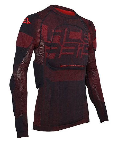 Acerbis X-Fit Future Youth Bodyarmour Black