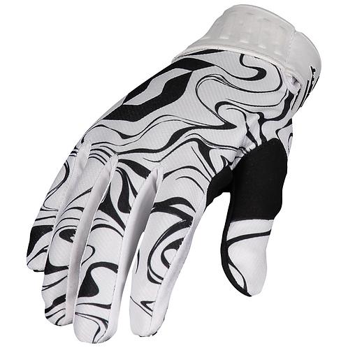 Scott 450 Liquid Marble Glove Black/White