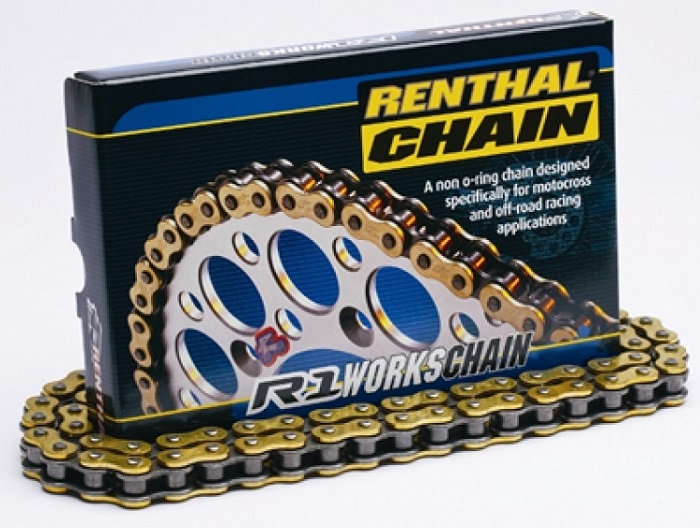 Renthal 428 R1 Works Chain 134L
