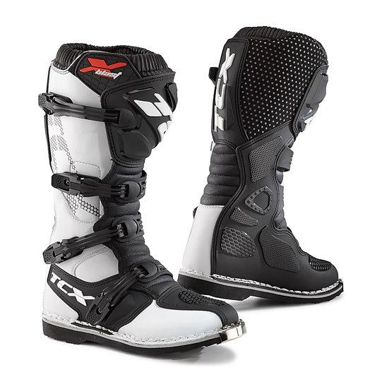 TCX X-Blast Boot White/Black