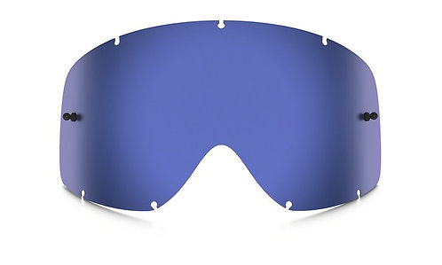 OAKLEY O FRAME BLACK ICE IRIDIUM LENS
