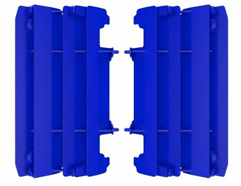 Yamaha Radiator Louvers Blue