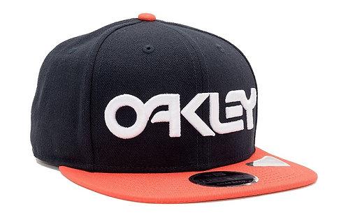 Oakley BIB Logo Hat Black Iris Snap Back