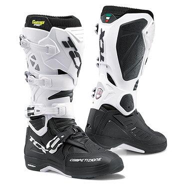 TCX Comp Evo Michelin 2 Boot Black/White