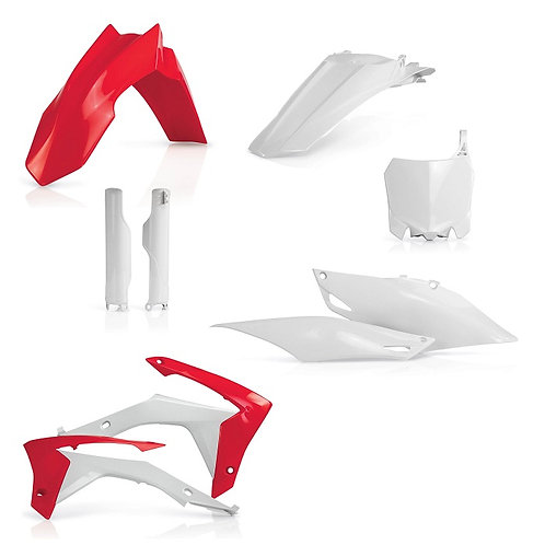 Acerbis CRF250 14-17 CRF450 13-16 Full Part Plastic Kit