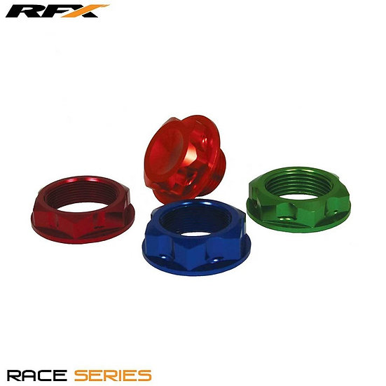 RFX Steering Stem Nut Red