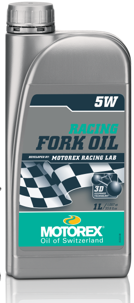 Motorex Racing Fork Oil 5w 1L