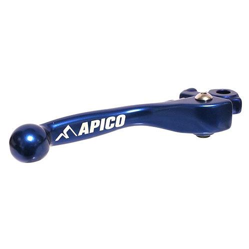 Apico Yamaha Elite Front Brake Lever Blue