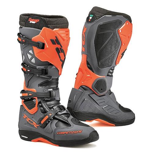 TCX Comp Evo Michelin 2 Boot Orange/Dark Grey