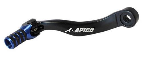 Apico Husqvarna  Elite Gear Pedal Black Blue