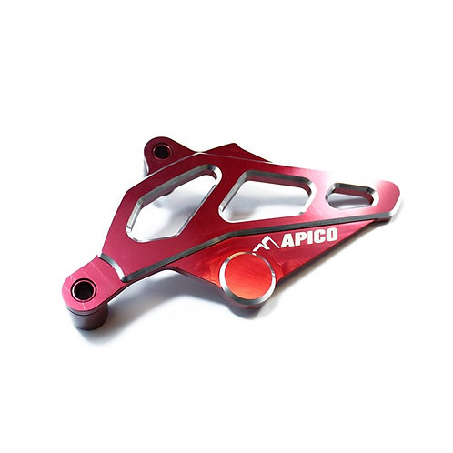 Apico HONDA CRF450R 17-20, CRF450RX 17-20 RED Front Sprocket Cover