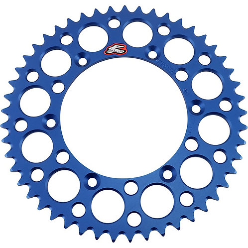 Renthal KTM Husqvarna 125cc-530cc Rear Sprocket Blue