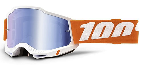 100% Accuri 2  Sevastopol Goggle Mirror Blue Lens