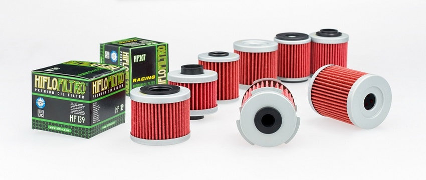 OIL FILTER HONDA CRF150/250/450 02-ON