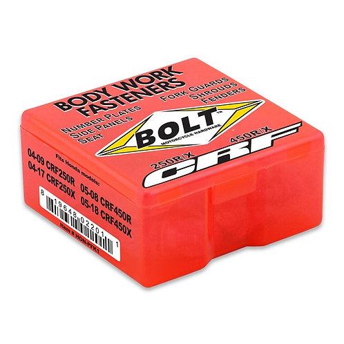 Bolt Honda Plastic Fastener Kit