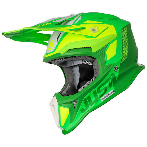 JUST1 J18+MIPS PULSAR FLUO LIME GREEN (MATT)