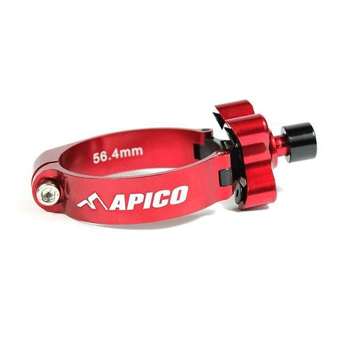 Apico Honda Holeshot Device Red