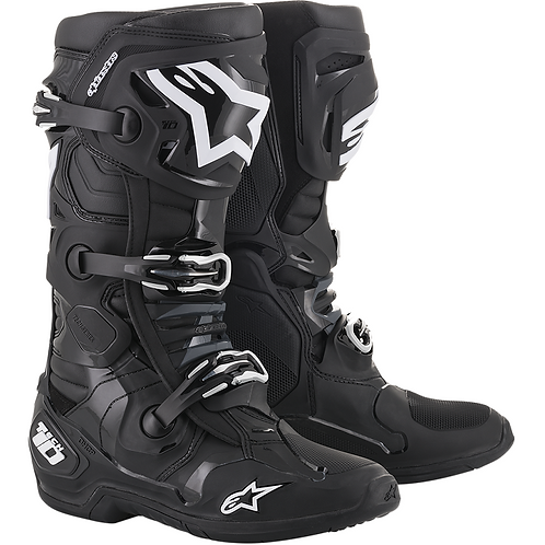 Alpinestars Tech 10 Boots Black