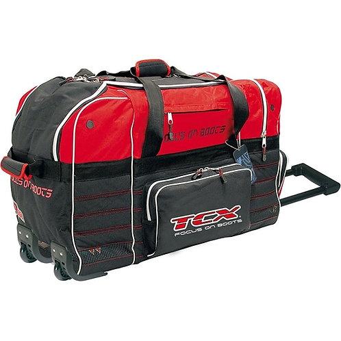 TCX Wheeled Gear Bag Red/Black