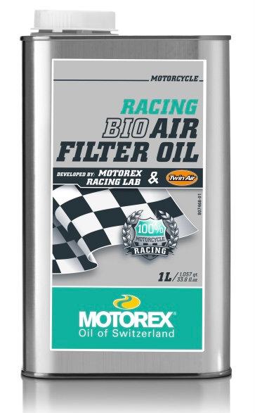 Motorex Racing Bio Air Filter Oil 1L