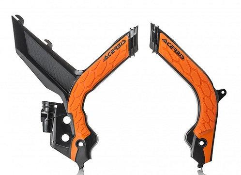 Acerbis X-Grip Frame Guards KTM SX/SXF 125-450 19-21