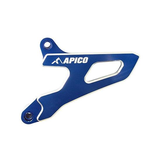 Apico YAMAHA YZ250 99-20 YZF250 01-13 BLUE Front Sprocket Cover