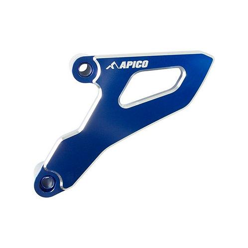 Apico YAMAHA YZ125 05-21 BLUE Front Sprocket Cover