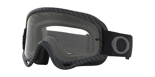 OAKLEY O FRAME GOGGLE MATTE CARBON w/CLEAR