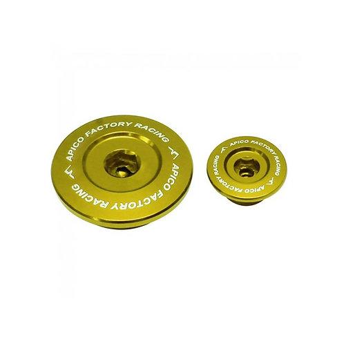 Apico Engine Timing Plug Set Suzuki RMZ250 07-20 RMZ450 05-20