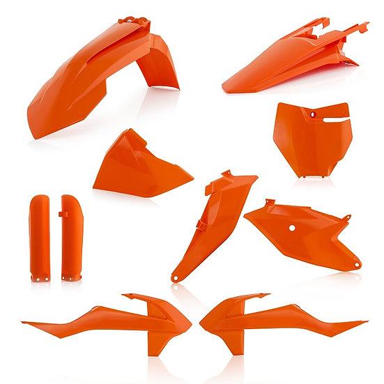 Acerbis KTM85 18-20 Full Plastic Kit