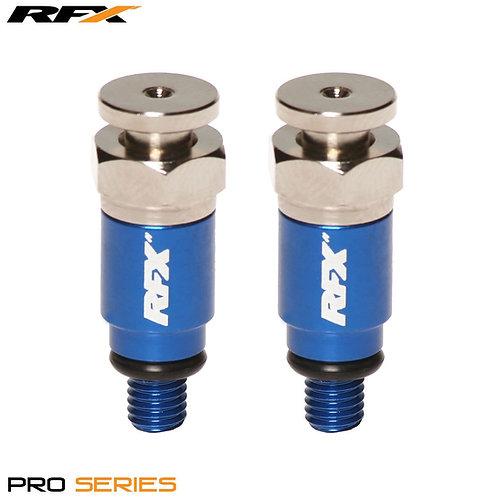 RFX Fork Bleeder Kayaba/Showa M5x0.8 Blue