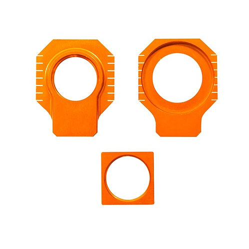 Apico KTM SX/SXF 125-530 13-20 Husky TC125 FC250-450 16-20 Axle Blocks