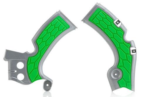 Acerbis X-Grip Frame Guards Kawasaki KXF450 09-18