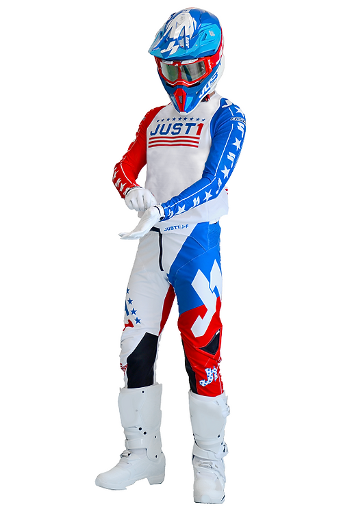 Just1 J-Flex USA Flag Limited Edition Kit