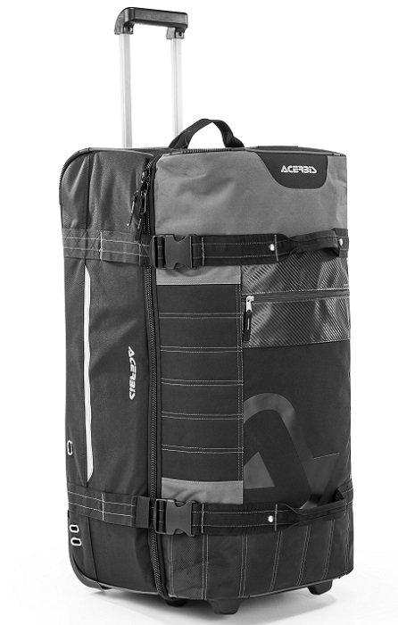 Acerbis X-Trip Gear Bag Black/Grey